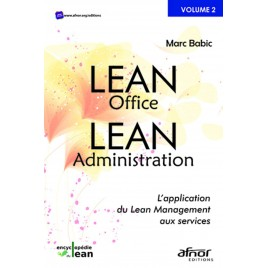 Lean Office - Lean Administration